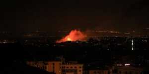 İsrail'in hava saldırısında Endonezya Hastanesinde hasar meydana geldi!