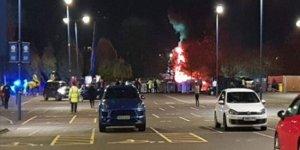 Leicester City'nin sahibi yaşanan helikopter kazasında yaşamını yitirdi!