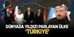 Dünyada yıldızı parlayan ülke 'Türkiye'