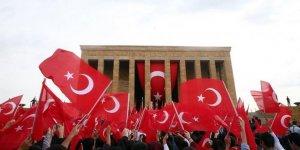 Donald Trump, Türkiye Cumhuriyeti'nin 95. yıl dönümünü kutladı!