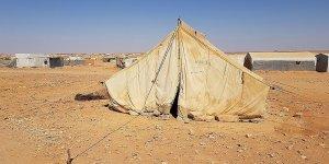 Rukban kampına insani yardım yine Esed rejimine takıldı