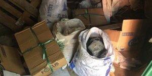 Van'da, terör örgütü PKK'nın finans kaynaklarına operasyon: 154 kilo 80 gram eroin ele geçirildi!