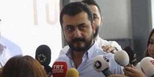 Eren Erdem'in tutukluğunun devamına karar verildi