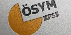 KPSS ön lisans düzeyi tamamlandı