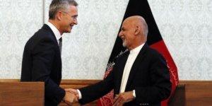 NATO Genel Sekreteri Stoltenberg'den sürpriz Kabil'e ziyaret!