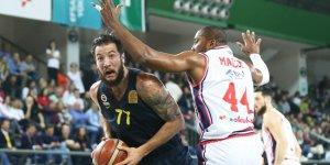 Fenerbahçe, Bahçeşehir Koleji'ne şans tanımadı