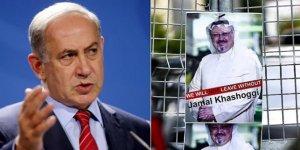 """""""İsrail Kaşıkçı'nın katillerine can simidi uzatıyor"""""""