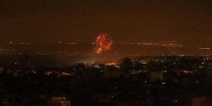 İsrail'den Gazze'ye hava saldırısı: 2 Filistinli şehit oldu