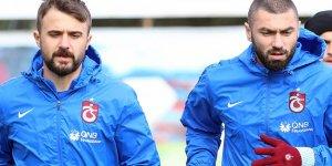 Trabzonspor'da Onur ve Burak süresiz kadro dışı bırakıldı