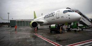 Airbus 'A220' uçaklarını İstanbul'da tanıttı
