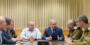 İsrail Başbakanı Netanyahu güvenlik kabinesini topladı