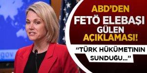 ABD'den FETÖ elebaşı Gülen açıklaması