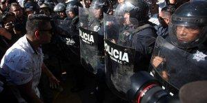 Meksika-ABD bölgesinde gerginlik arttı