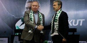 Aykut Kocaman, Atiker Konyaspor'a imzayı attı