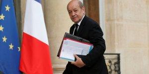 """Fransa Dışişleri Bakanı açıkladı: """"Birçok yaptırım uygulayacağız""""!"""