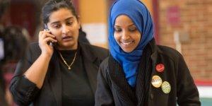 Demokrat üyeler, Kongrede başı örtmeyi yasaklayan kanunun kaldırılması için başvuruda bulundu!