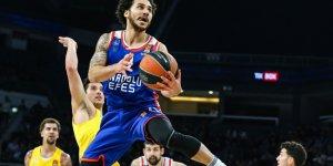 Anadolu Efes, Maccabi'yi eli boş yolladı
