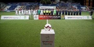 Süper Lig yarın kaldığı yerden...