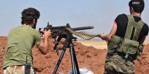 ÖSO ve YPG/PKK Fırat Kalkanı bölgesinde çatıştı