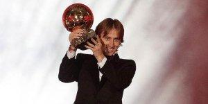 Ronaldo-Messi hegemonyasına Modric darbesi