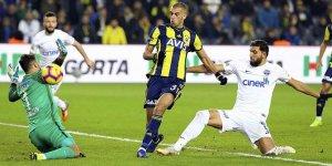 Fenerbahçe kupa maçı hazırlıklarına başladı