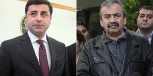 Demirtaş ve Önder'in hapis cezası onandı