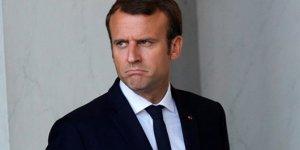 Fransa'da muhalefet Macron için harekete geçti! Pazartesi Ulusal Meclis'e gensoru önergesi.....