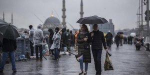 Marmara'da sıcaklık azalıyor!