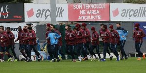 Trabzonspor, Beşiktaş maçı hazırlıklarına başladı