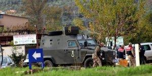Hatay'da askeri araç devrildi: 1 yaralı