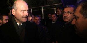 İçişleri Bakanı Soylu'dan Şehit Rize Emniyet Müdürü Verdi'nin ailesine taziye ziyareti