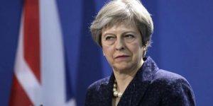 İngiltere Başbakanı Theresa May'e güven oylaması