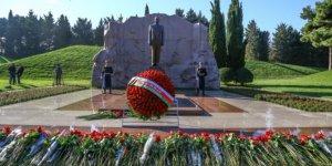 Haydar Aliyev vefatının 15'inci yılında anılıyor