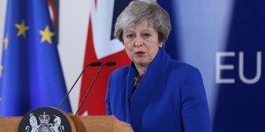 Theresa May için 'kader' oylaması