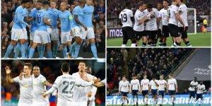 UEFA Şampiyonlar Ligi grup maçları sonunda en başarılı performansı, İngiltere temsilcileri sergiledi!