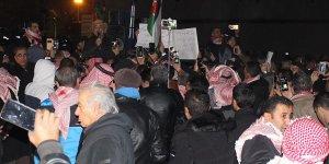 Ürdün'deki hükumet karşıtı gösteride 5 polis yaralandı