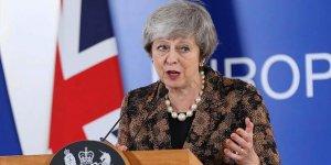 May'den Brexit tepkisi: Tony Blair'in Brüksel'e gitmesi İngiliz halkına hakarettir