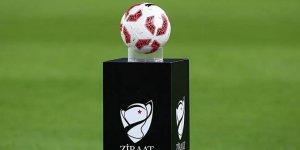 Türkiye Kupası'nda 5. tur rövanş maçı hakemleri açıklandı