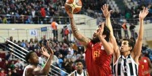 Galatasaray, Avrupa'da son maçında