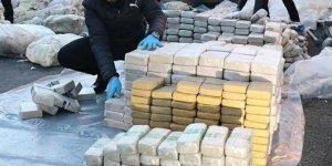 Tek operasyonda 42 bin uyuşturucu hap ele geçirildi