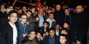 Başkan Erdoğan'dan öğrencilere sürpriz!
