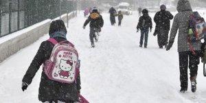Ankara'da yarın (Pazartesi) okullar tatil mi