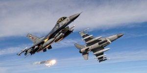 Hakurk bölgesine düzenlenen hava harekatlarında 5 terörist etkisiz hale getirildi