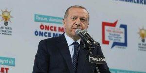 Son Dakika... Başkan Erdoğan, tek tek sahneye çağırdı ve açıkladı! Dikkat çeken isimler