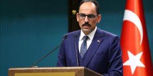 İbrahim Kalın: Türkiye hem sahada hem de masada olmaya devam edecek