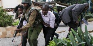 Nairobi'de otele yapılan saldırıda 6 kişi hayatını kaybetti