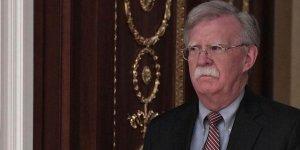 Bolton'la ilgili çarpıcı sözler: İran ile savaş istiyor