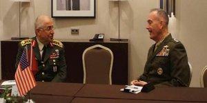 Genelkurmay Başkanı Güler ile ABD'li mevkidaşı Dunford bir araya geldi