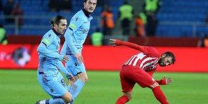 Trabzonspor avantajı evinde kaptı