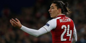Bellerin'den Arsenal'a kötü haber